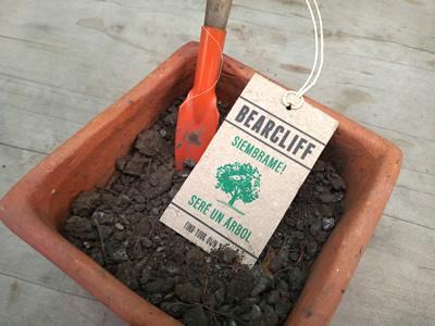 Etiquetas plantables sembrables y germinables