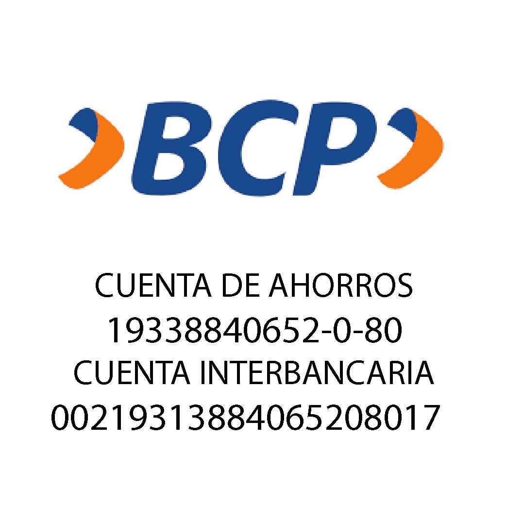 BCP: 19338840652-080 CCI: 00219313884065208017