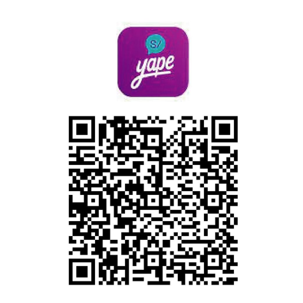 YAPE: 940307111